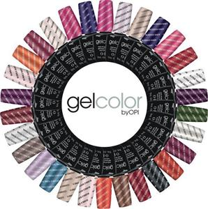 Gel Color OPI 150 colori Disponibili